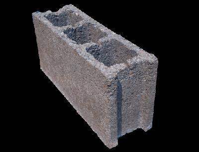 Consrete block 12