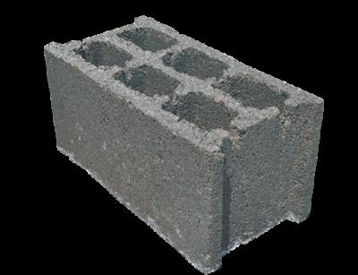 Concrete block 20
